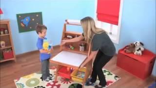 Kidkraft Easel Desk In Canada