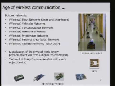 2007-10-17 CERIAS - From Securing Navigation Systems to Secu