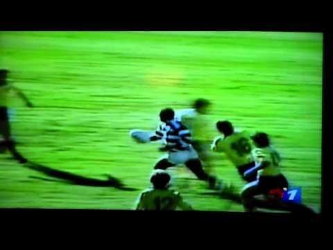 Richard Tsimba Try RWC 87