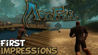 "Arcfall First Impressions ""Is It Worth Playing?"""