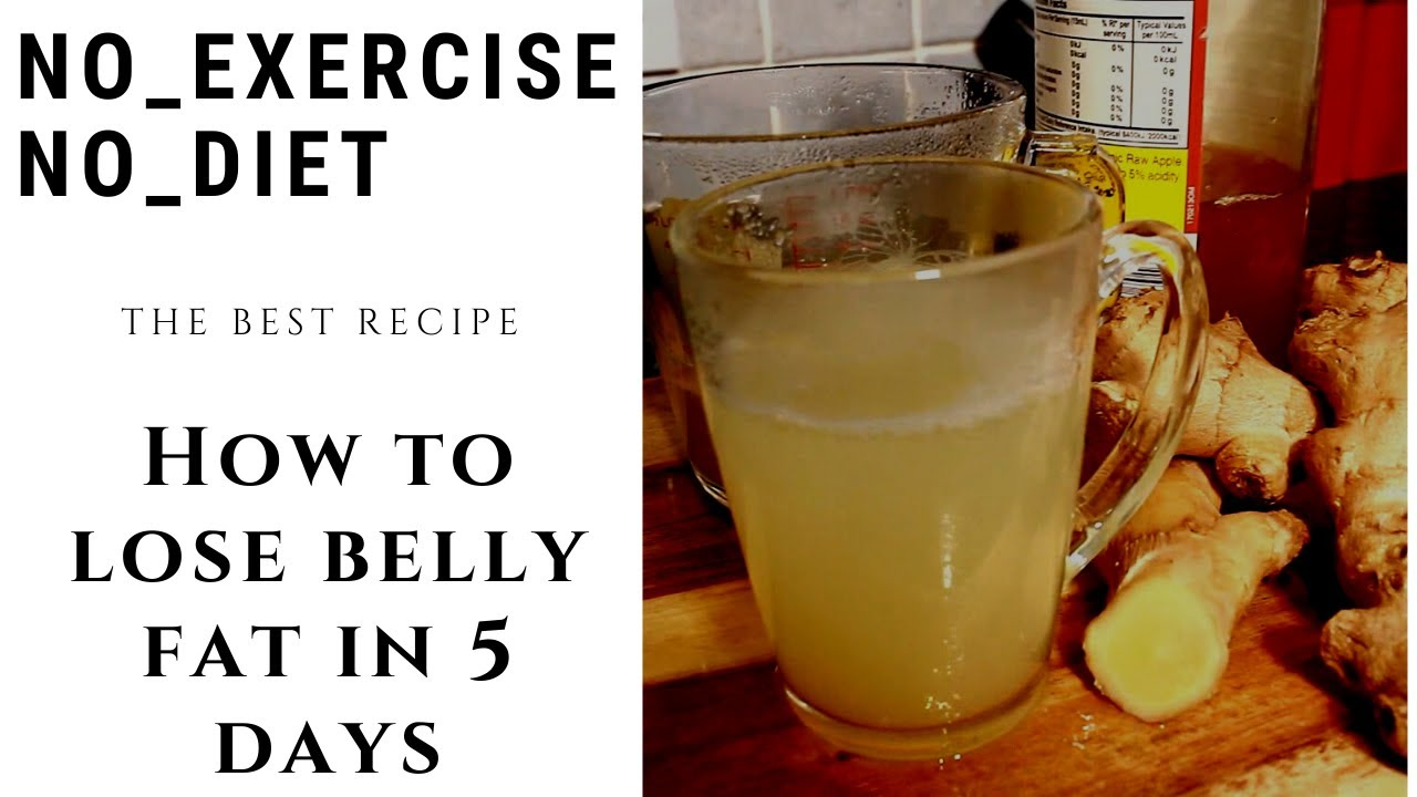 How to lose belly fat in 12 days at home  12 days intense flat stomach 12  days NO_ EXERCISE NO_DIET