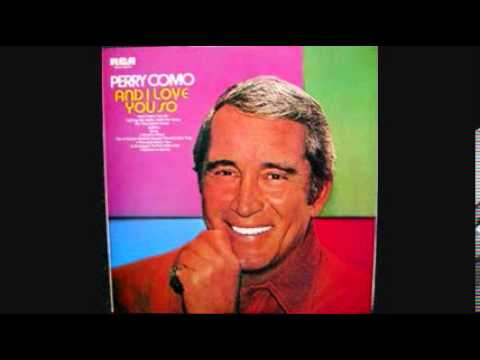 Клип Perry Como - Killing Me Softly With Her Song