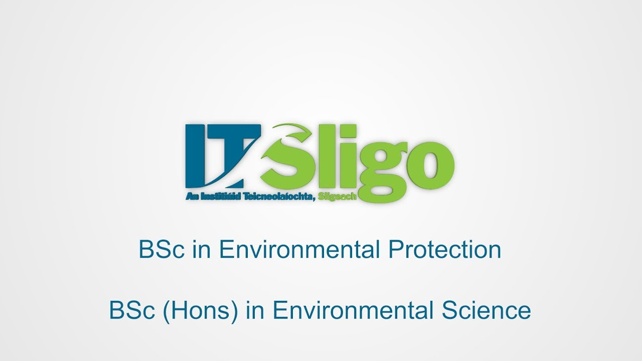 Bachelor of Science in Environmental Science - Institute of