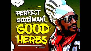 Perfect Giddimani \u0026 Jimmy Splif Sound  - Good Herbs (August 2020)
