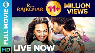 R... Rajkumar  | Full Movie LIVE on Eros Now | Shahid Kapoor, Sonakshi Sinha & Sonu Sood