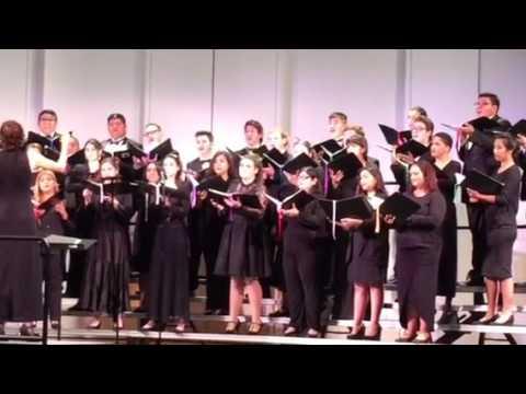 """Shenandoah"" by Orange Coast College (OCC) Chamber Singers"