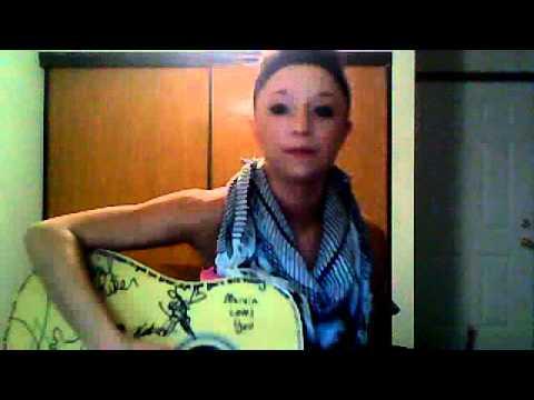 Hallelujah Kate Voegele Kellyjeancover Youtube