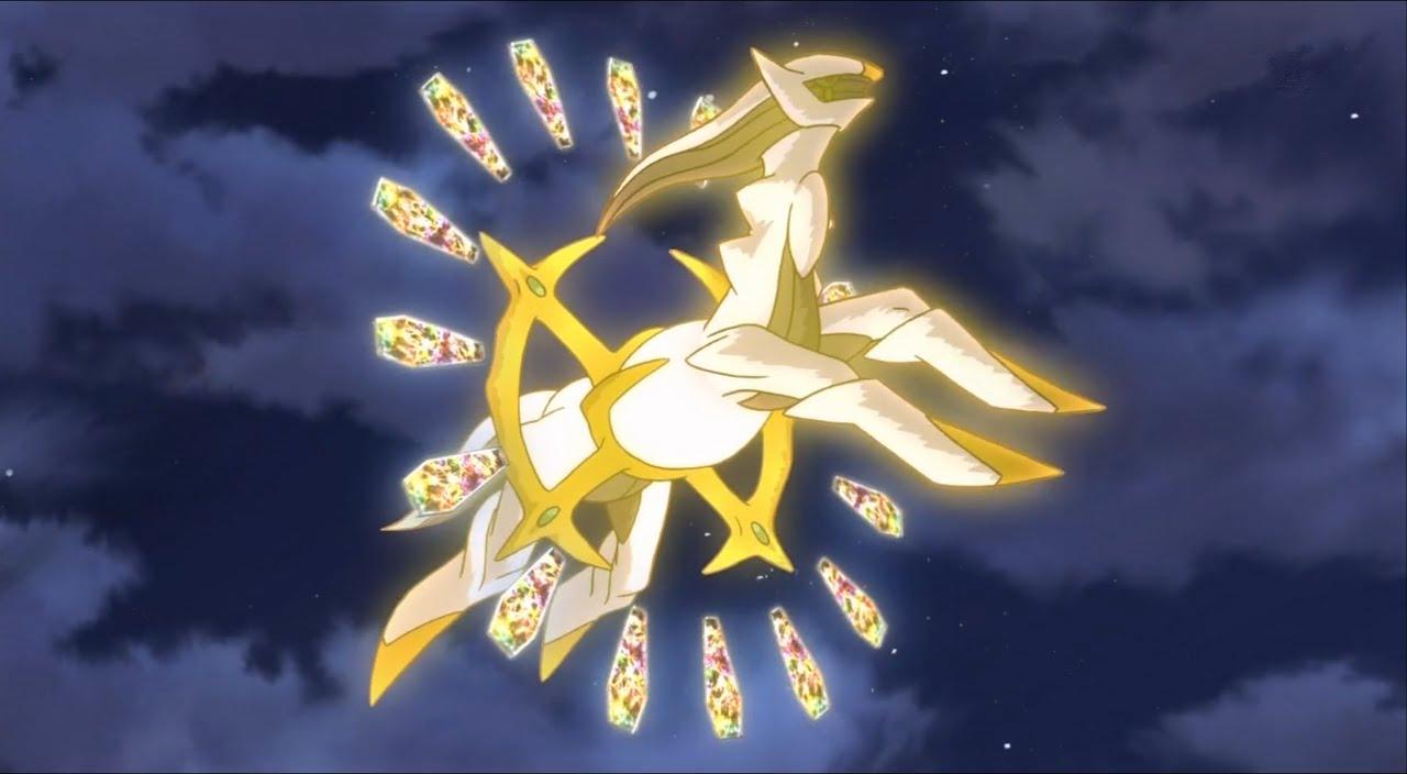 top 10 most powerful legendary pokemon gen 1 to 5 my opinion