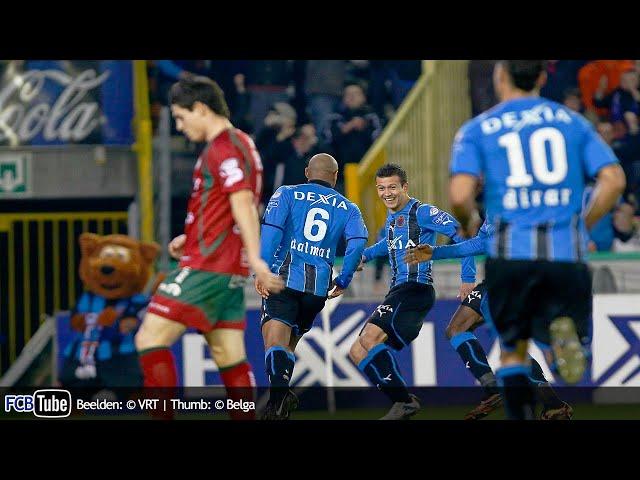 2010-2011 - Jupiler Pro League - 26. Club Brugge - Zulte Waregem 2-0