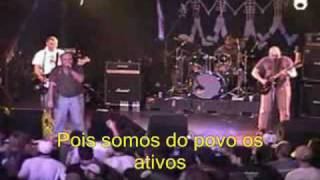 Garotos Podres - A Internacional (ao vivo e legendado)