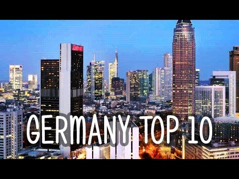 Germany's Top 10 Cities