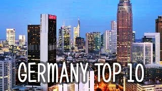 Germany's Top 10 Cities thumbnail