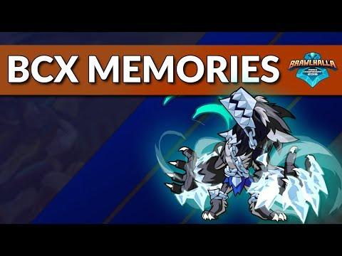 BCX Memories - Brawlhalla Dev Stream Montage