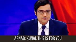 Arnab Reply To Kunal Kamra - Kunal VS Arnab