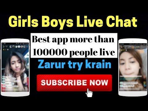 Best live chat live broadcasting app 2017