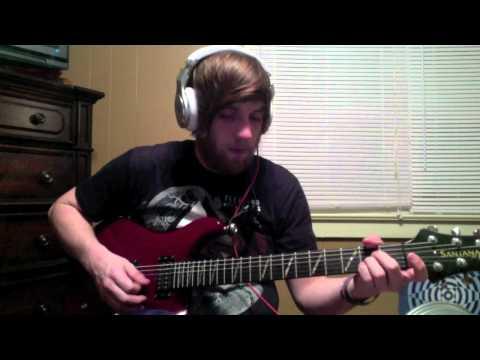 David Kurilla - Four Year Strong - Catastrophe Guitar Cover