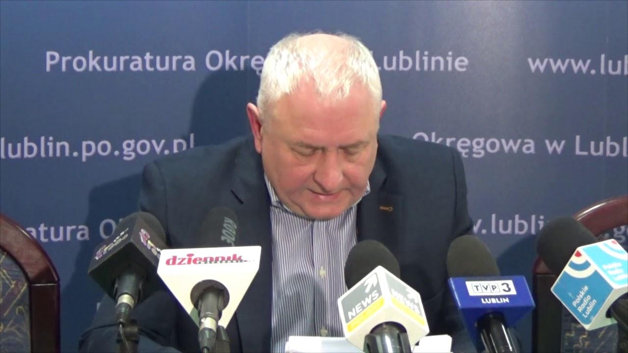 Zabójstwo na ul. 1 Maja w Lublinie. Udusił 24-latkę kablem od żelazka