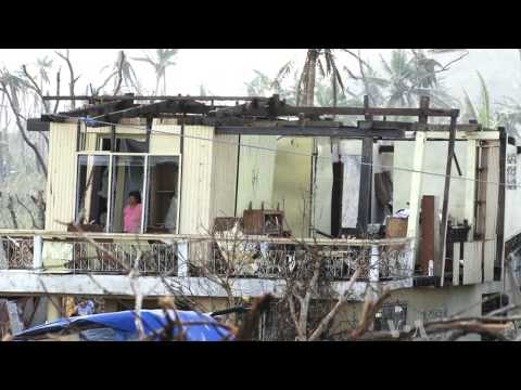 Philippines Typhoon Aid Begins Transition to Long Term Recovery