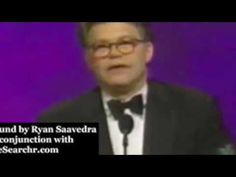 Busted: Al Franken Cracks Jokes About Rob Reiner's Father Anally Raping His Own Son