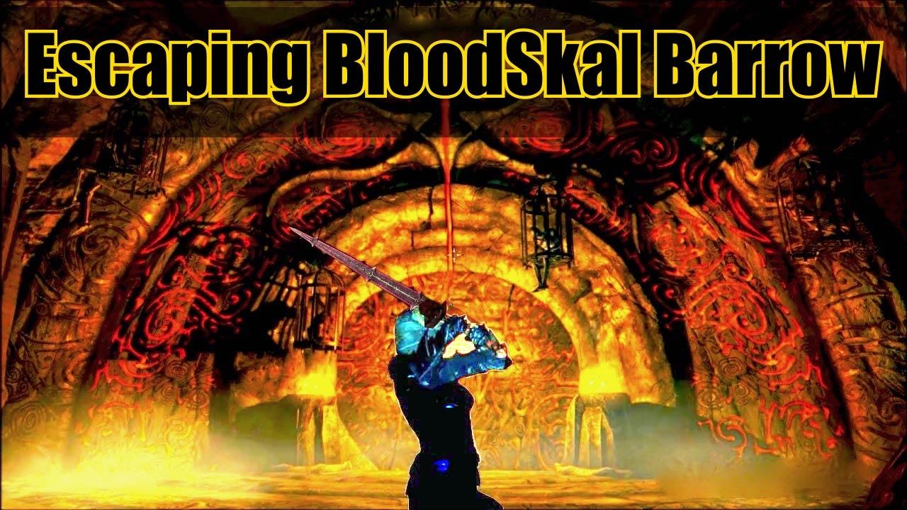 Bloodskal barrow