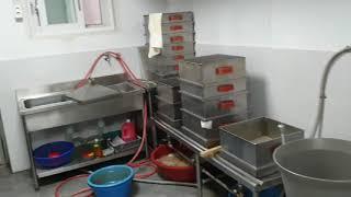 영주꽃동산떡집 포장기계납품