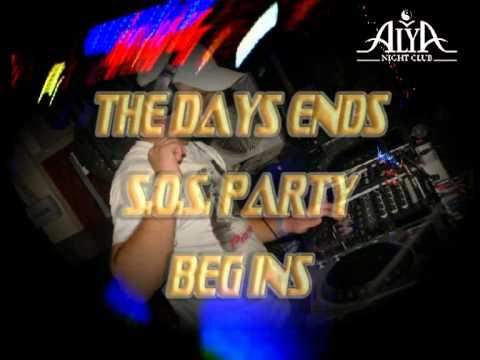 DJ I TOUCH @ CLUB ALYA 2010 SUMMER SEASON