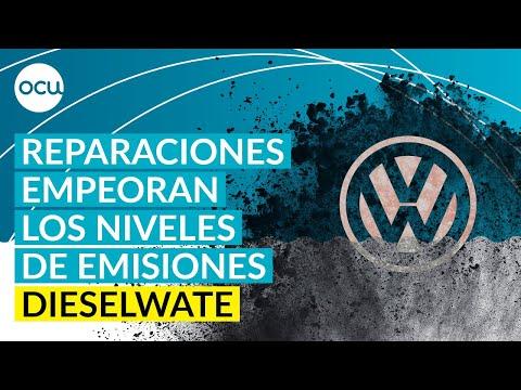 Dieselgate: Las reparaciones de Volkswagen empeoran los niveles de emisiones