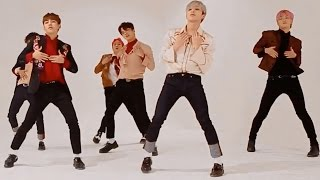 B.A.P [ENG SUB] WAKE ME UP DANCE 😁Daehyun's rebellion against Himchan