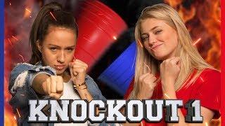 MARIJE VS. SOPHIE - KNOCKOUT 1 | Challenges Cup #58