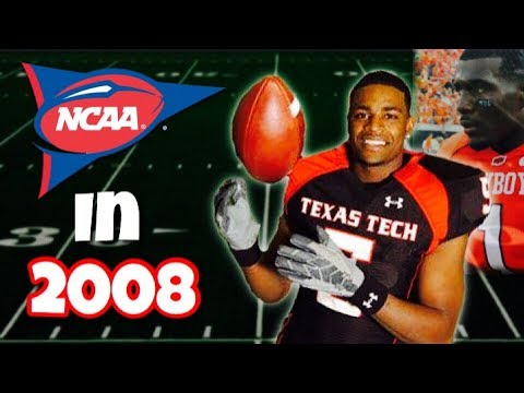 College Football 10 Years Ago