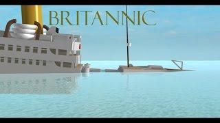 Roblox Britannic Sinking