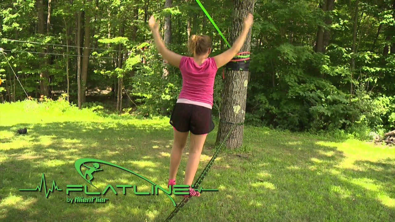 Alien Flier Extreme Backyard Adventures 2013   YouTube