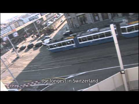 Zurich main station gets bigger