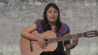 """On and On and On"" by Frances Ancheta (live at Mevio Studios)"