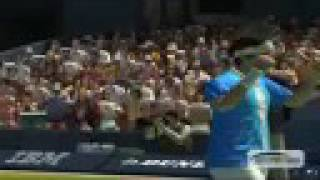 Virtua Tennis 3 PC - HQ Federer s Perfect Tournament (Hard)