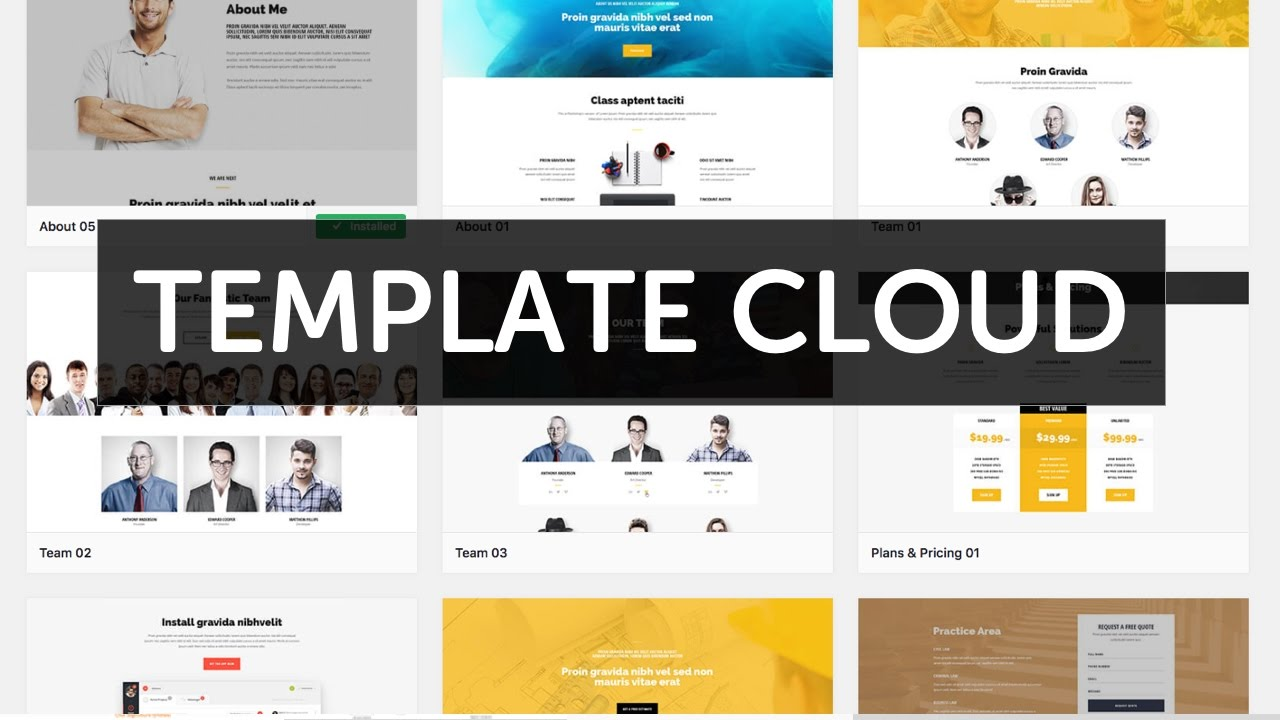 How To Use The New Ultimate Beaver Builder Addons Template Cloud ...