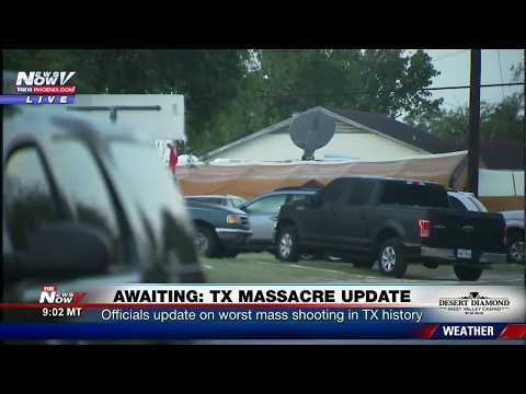 Latest on Texas church massacre, President Trump's Asia trip (FNN)