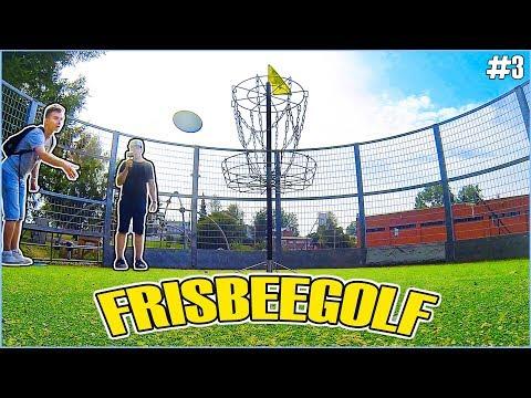 Frisbeegolf   Tehtiin Omia Ratoja? W/Emppu