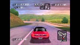 PlayStation - Need For Speed IV High Stakes (1999)