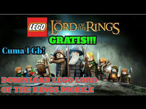 LEGO LORD OF THE RINGS MOBILE | Episode #1
