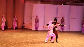 Ансамбль «Алания» - Аварский танец 1