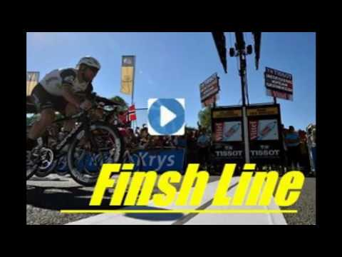 Mark Cavendish wins again on stage 14 - Tour de France Final