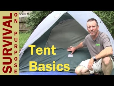 How To Choose A Tent - Survival and Camping Gear