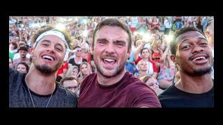 Ed Sheeran's Story About German Fans || MUNICH, GERMANY Olympiastadion Concert