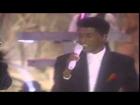 Babyface on Arsenio It's No Crime