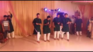 Jamai 420 Dance, at Sharna apu's holud.
