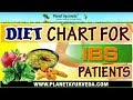 Diet Chart for IBS Patients - Manage Irritable Bowel Syndrome at Home