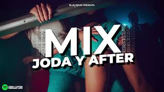 JODA Y AFTER 2021 - MIX FIESTA - BLUE REMIX
