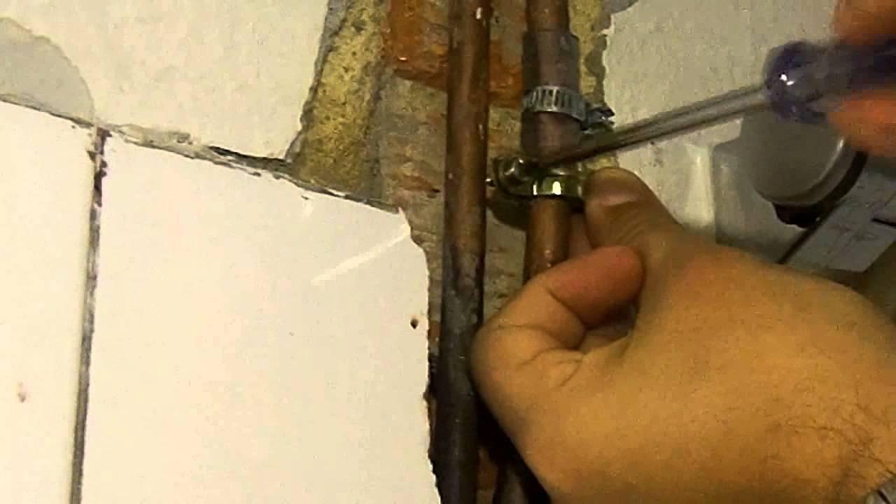 Reparar tubos de freno