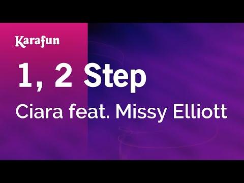 Karaoke 1, 2 Step - Ciara *